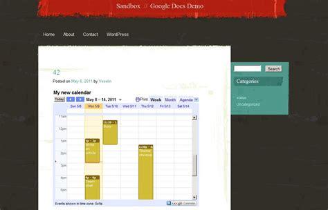 Shared Calendar Docs Now Docs And Calendars The