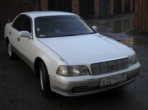 1993 Toyota Crown 1993 Toyota Crown Majesta Pictures For Sale