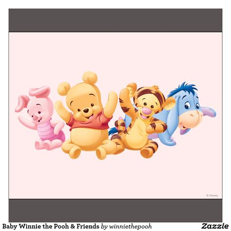 126 Best Images About Winnie The Pooh Baby Shower On Baby Winnie The Pooh And Friends Pictures Images