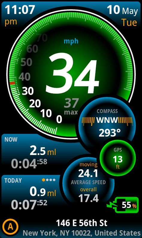 speedometer app android how to turn android into a speedometer
