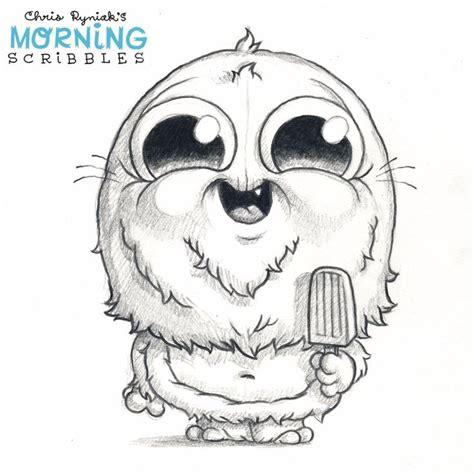 chris ryniak morning scribbles artes pinterest
