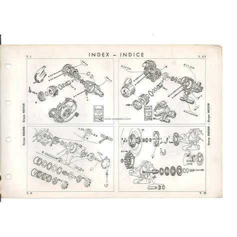Spare Part Gl Max catalogue of spare parts scooter vespa 150 vespa 150 gl