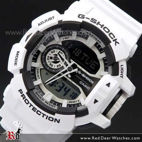 Casio Gshock Ga400 Redgrey buy casio g shock 200m analog digital sport ga 400 7a ga400 buy watches casio