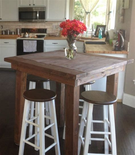best 25 bar height table ideas on