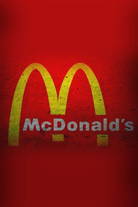 McDonalds iPhone Wallpaper HD