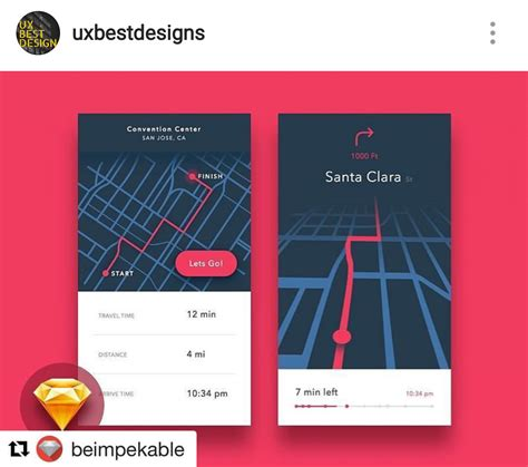 instagram ux design 20 ux ui app design instagram accounts you should follow