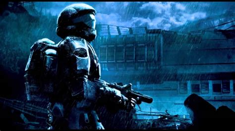 Gamis Roorie 1 halo 3 odst soundtrack