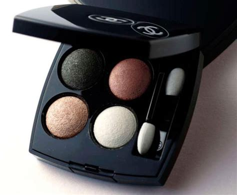Eyeshadow Chanel inspired by makeup chanel makeup collection 2011 les perles de chanel