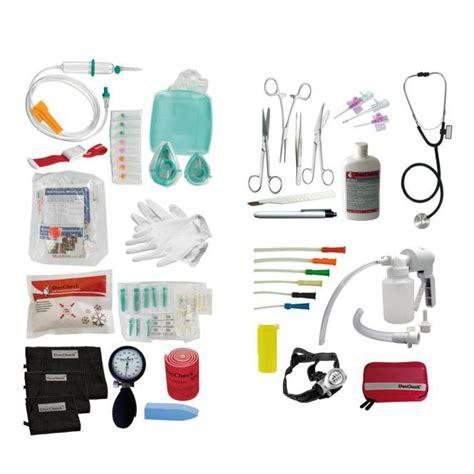 rucksack contents doccheck paramedic i emergency rucksack including