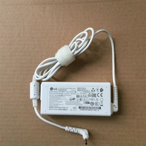 Adaptor Lg 19v 3 42a original 65w lg pa 1650 43 charger ac adapter