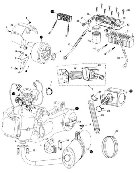gy6 engine exploded diagram wiring diagrams
