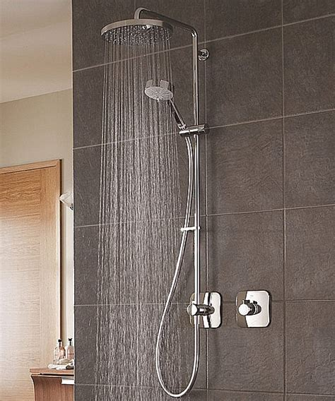 When To Shower mira showers explained how to install mira shower