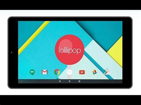 android tablet lollipop nextbook ares 8 android 5 0 lollipop tablet review