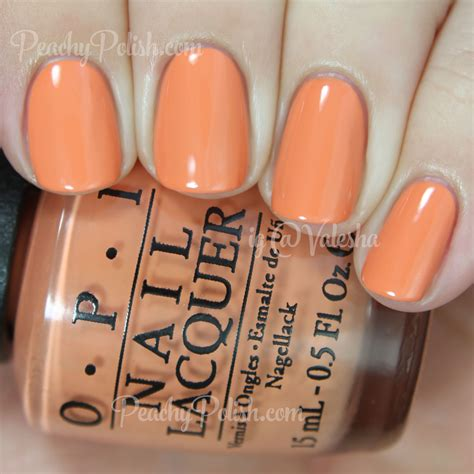 Is Mai Crooked opi 2015 hawaii collection swatches review peachy bloglovin