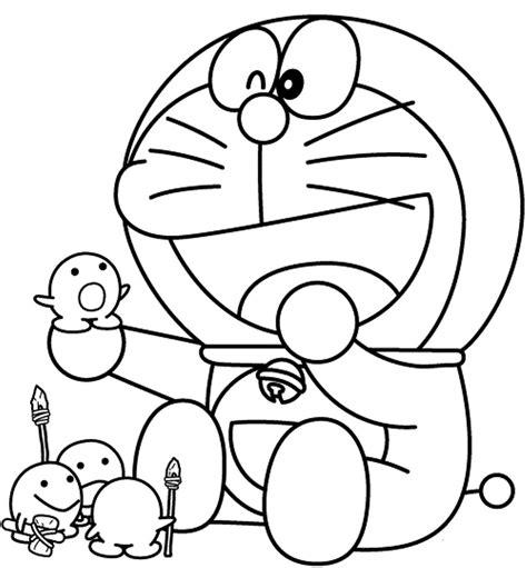mewarnai kartun terbaru image kumpulan gambar mewarnai kartun doraemon terbaru