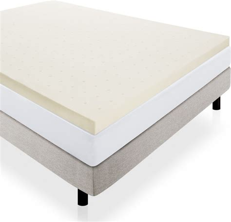 xl memory foam mattress topper lucid 3 quot memory foam mattress topper xl contemporary mattress toppers and pads by