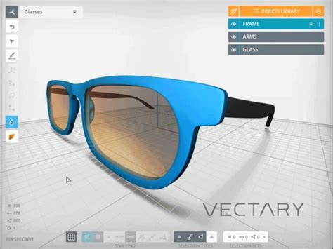 online 3d design tool vectary online 3d modeling tool 2015 by milan