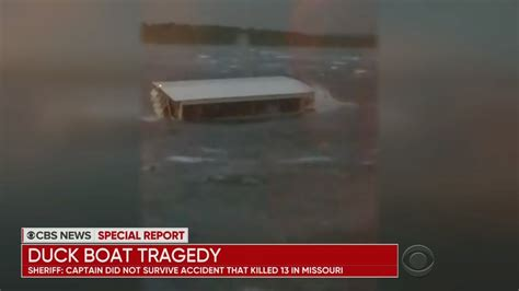 duck boat sinks youtube special report divers hunt for 4 after missouri duck boat