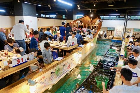 fishing boat restaurant japan fish for your own dinner at zauo fishing restaurant in