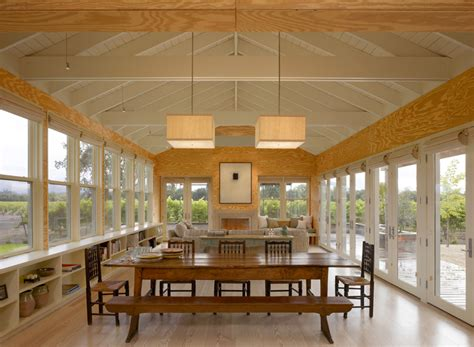Nicholas Lee Architect ranch house design time to build