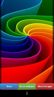 wallpaper garis warna warni hd wallpaper warna warni apl android di google play