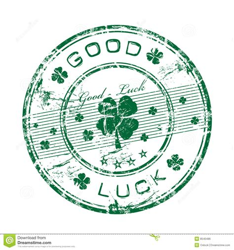 rubber st graphic luck rubber st stock vector illustration of
