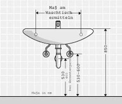 Waschbecken Abfluss Einbauen by Waschtische Einbauen Tipps Und Tricks Zum Einbau Eines