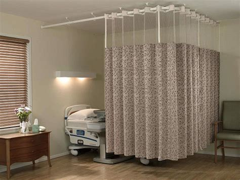 Hospital Privacy Curtains Hospital Curtain Track Cubicle Track Hospital Bed Curtain Tracks
