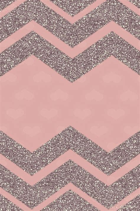 Pink And Silver Wallpaper