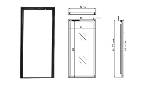 Entrance Door And Frame Rw International Glass Door Frames