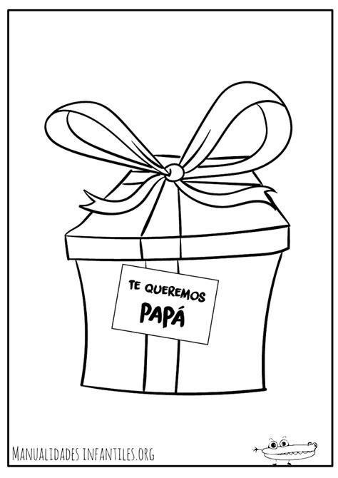 dibujos para colorear regalo del da de la madre dibujos para el d 237 a del padre manualidades infantiles