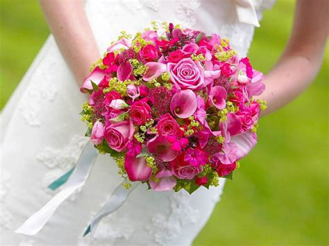 Blumen Hochzeit by Wie Bei Der Hochzeit Die Blumen Sprechen Liebe Familie