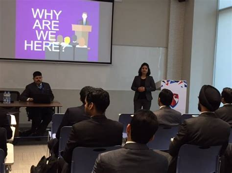 Mba 2018 Conference by Kpmg India Visits For Cus Placements