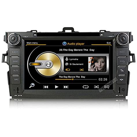 toyota corolla 2012 gps navigation system search quot toyota corolla verso quot related products page 1