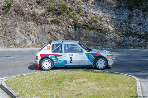 peugeot turbo 2016 rm monaco 2016 1984 peugeot 205 turbo 16 evolution 1 group b