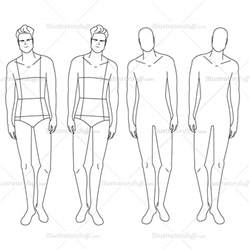 model sketch template fashion croquis template illustrator stuff