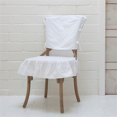 Dining Room Chair Slipcovers Shabby Chic Slipcover For August Chair Dining Room Slipcovers Chairs And Shabby Chic