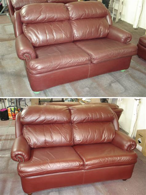 leather re upholstery service refinishing leather furniture leather furniture repair