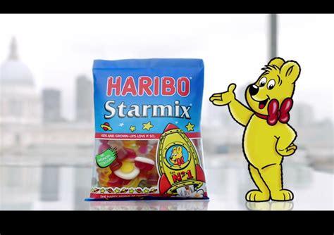 haribo unveils  starmix advert