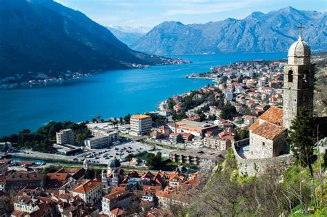 map of north america pictures all about the kotor city walls and the bay of kotor