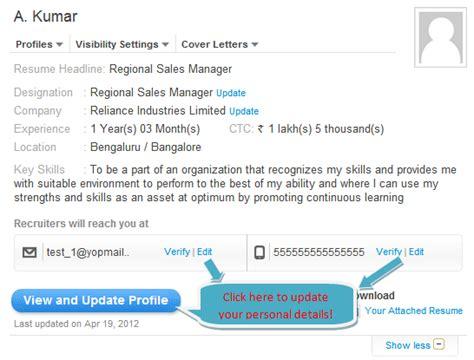 upload resume naukri resume ideas
