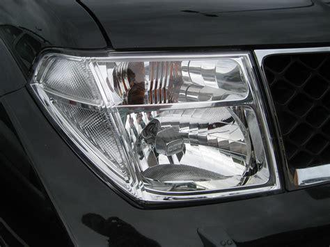 headlight for nissan navara d40 new headl rhd o