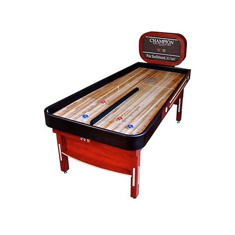 bank shuffleboard table bar shuffleboard table