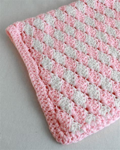shell pattern crochet video shell crochet stitch pattern video change color every