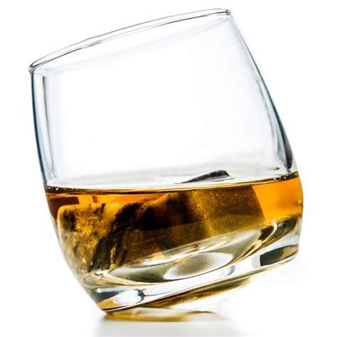 whiskey barware rocking whiskey glasses sagaform glassware pack of 6