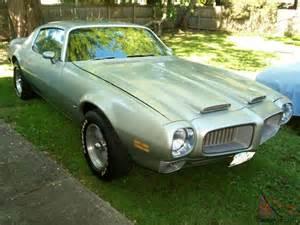 1972 Pontiac Firebird For Sale 1972 Pontiac Firebird Formula 400 4spd M22 Phs Documented