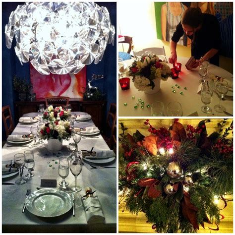 3 easy steps to hosting a holiday dinner party in your