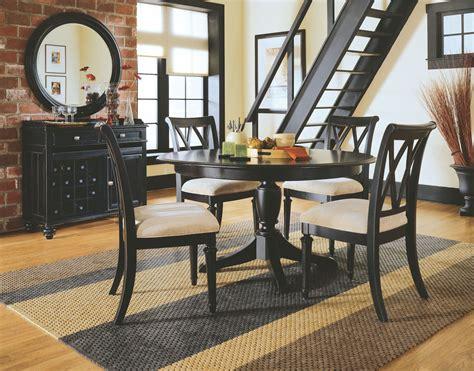 drew camden white dining table set camden black extendable dining table from