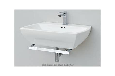 Vasque Salle De Bain 2169 lavabo suspendu design italien jazz 70x48cm d artceram