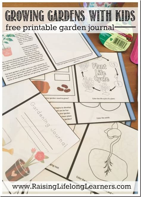 printable grow journal 1000 images about raising lifelong learners on pinterest